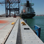 COMPOSITE SOLUTION FOR CONTAINER QUAY
