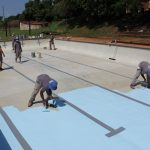 NCS Resins dives into community pool refurbishment
